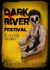 Dark River festivalin ohjelmisto valmis