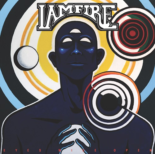IAmFire – Eyes Wide Open (EP)