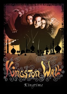 Kingston Wall Kingtime DVD 2015