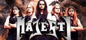 Majestylta musiikkivideo uusimman albumin nimikkokappaleesta