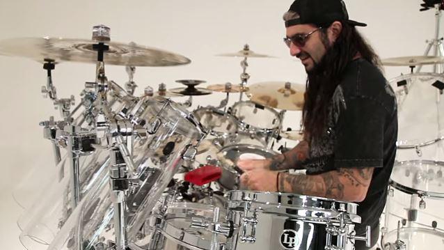 Mike Portnoy 2014
