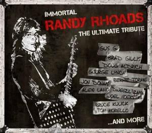 Randy Rhoads tribuutti kuunneltavissa kokonaisuudessaan