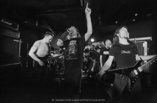 Tukkanuotta, Final Assault, Ratface @ Club Prkl, Helsinki 9.1.2015