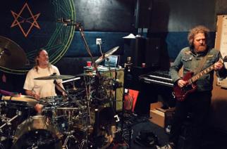 Tool ja Mastodon jäsenten Legend Of The Seagullmen julkaisemassa debyyttialbumia
