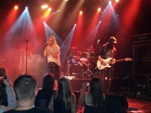 Anette Olzon @ Virgin Oil, Helsinki 20.2.2015