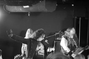 Blitzkrieg, Evil-Lÿn, Angel Sword @ Club Prkl, Helsinki, 07.02.2015
