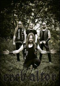 Ereb Altor julkaisi musiikkivideon tulevalta Bathoryn covereita sisältävältä albumiltaan