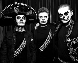 Tanskalainen flamencore-yhtye Hola Ghost saapuu kolmelle keikalle Suomeen helmikuussa
