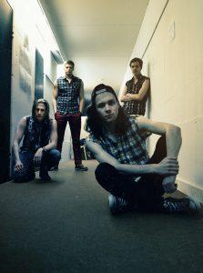 Thrash-yhtye Kodittomat esittäytyy debyyttisinglellään Mindmight!