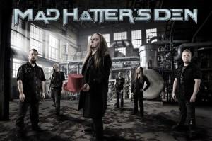 Mad Hatter's Den julkaisi uuden lyriikkavideon tulevalta albumiltaan