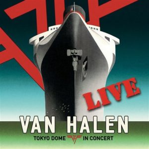 Van Halen julkaisee livealbumin maaliskuussa