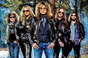 Livevideoita Whitesnaken ensiesiintymisestä uudella kokoonpanolla katsottavissa