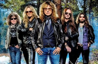 Whitesnake julkaisee uuden albumin vuonna 2019