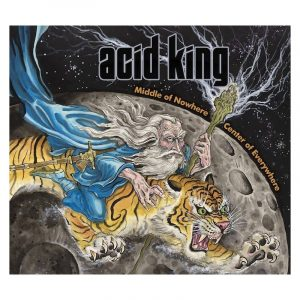 Kuuntele Acid Kingin uusi albumi