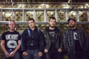 After The Fall kiinnitetty Bridge Nine Recordsille