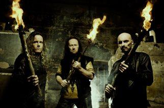 """Venomin tulevan """"Storm The Gates"""" -albumin kansitaide ja kappalelista julki"""