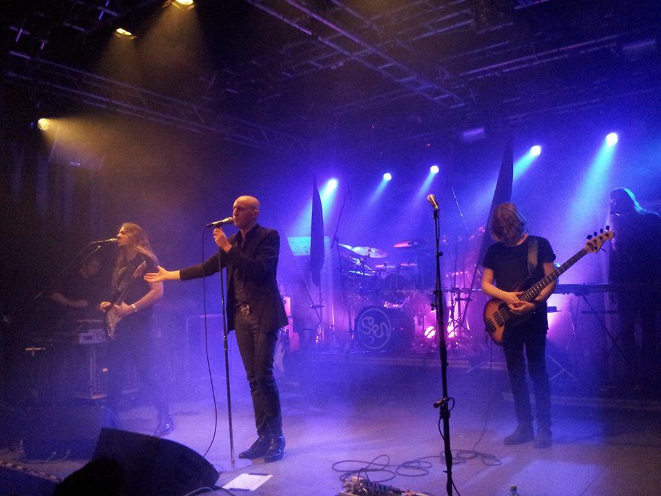 Soen @ Nosturi, Helsinki 28.2.2015