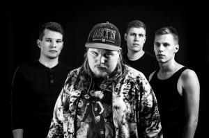 Apina julkaisee toisen albuminsa lokakuussa: albumin ensimmäinen Palefacella höystetty single kuunneltavissa