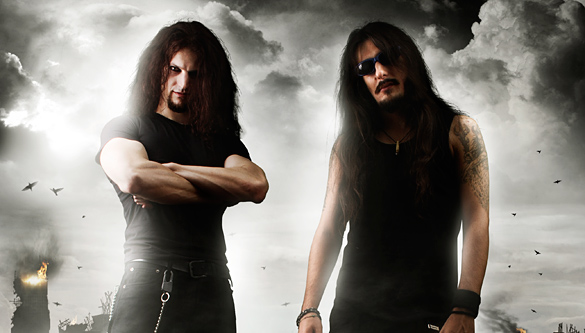 Disarmonia Mundin uusi albumi valmis
