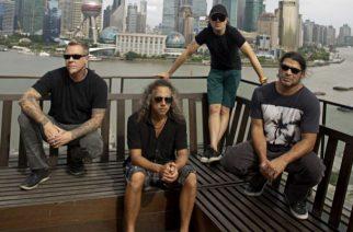 Metallica julkaisi virallista livemateriaalia tämän vuoden Rock In Riosta