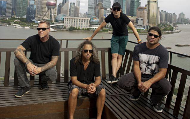 Metallica 2015