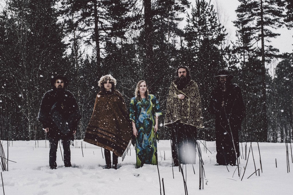 Seremonia julkaisi uuden albumin tiedot