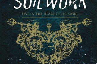 Soilwork: Live In The Heart Of Helsinki (2CD+DVD)