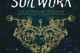 Soilwork: Live In The Heart Of Helsinki (2CD+DVD)