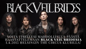Black Veil Brides skaba