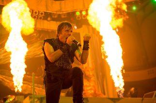 Iron Maidenin Bruce Dickinsonin soolotuotanto julkaistaan komeana vinyyliboksina lokakuussa