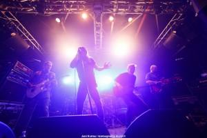 Evergrey, Red Eleven, Constantine @ Nosturi, Helsinki 28.3.2015