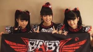 Baby Metal 2015