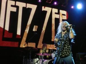 Maailman arvostetuin Led Zeppelin -tribuutti Suomeen marraskuussa