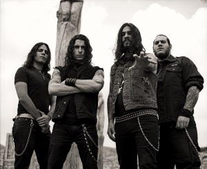 Rotting Christin sekä Nightfallin jäsenten uusi yhtye Lucifer´s Child Dark Essence Recordsille