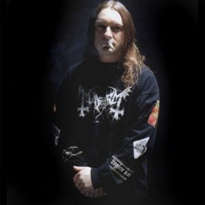 Mayhemin Necrobutcher täyttää vuosia; Kaaoszine listasi miehen uran kunniaksi yhtyeen parhaita paloja uran varrelta