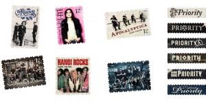 Nightwishista ja HIM:stä tehdään postimerkki