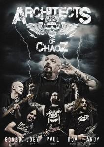 Paul Di'Annon Archtiects of Chaoz -yhtye julkaisi uuden lyriikkavideon