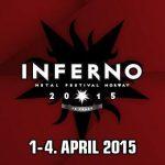 Inferno Metal Festival @ Rockefeller & John Dee, Oslo, 1.–4.4.2015, osa 1/2