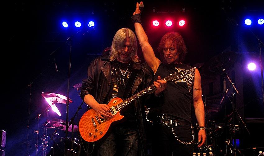 Rockin' Legends: Nazareth & Uriah Heep @ Seinäjoki Areena, 18.4.2015