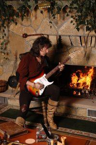 Ritchie Blackmoren ensimmäinen rock 'n' roll -keikka vuoden 1997 jälkeen tapahtuu ensi vuonna Saksan Monsters of Rockissa