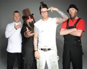 Mudvaynen jäsenten luotsaamalta Audiotopsylta uusi musiikkivideo