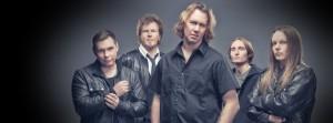 Helsinkiläinen rockpop yhtye Crimsonic esiintymään Colisium –tapahtumaan Pietariin