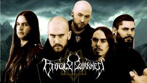 Enfold Darknessin uusi kappale kuunneltavissa