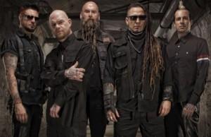 Five Finger Death Punchin kitaristi leikkaukseen olkapäästään