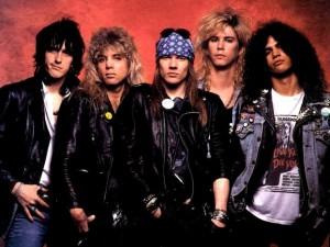 Guns N Roses 2015