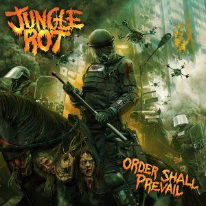 Jungle Rot julkaisi uuden videon