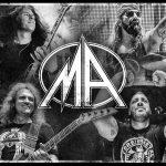 Metal Allegiance julkaisi videon studiosessiosta, jossa olivat mukana myös Randy Blythe sekä Gary Holt