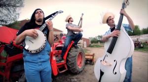 Tältä kuulostaa Metallica banjolla coveroituna
