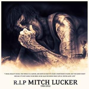 Musiikki elää ikuisesti – Mitch Lucker (Suicide Silence)