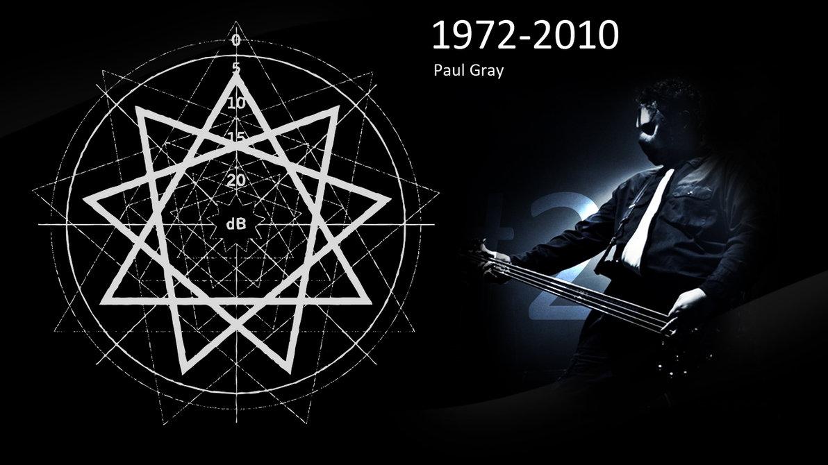Musiikki elää ikuisesti – Paul Gray (Slipknot)
